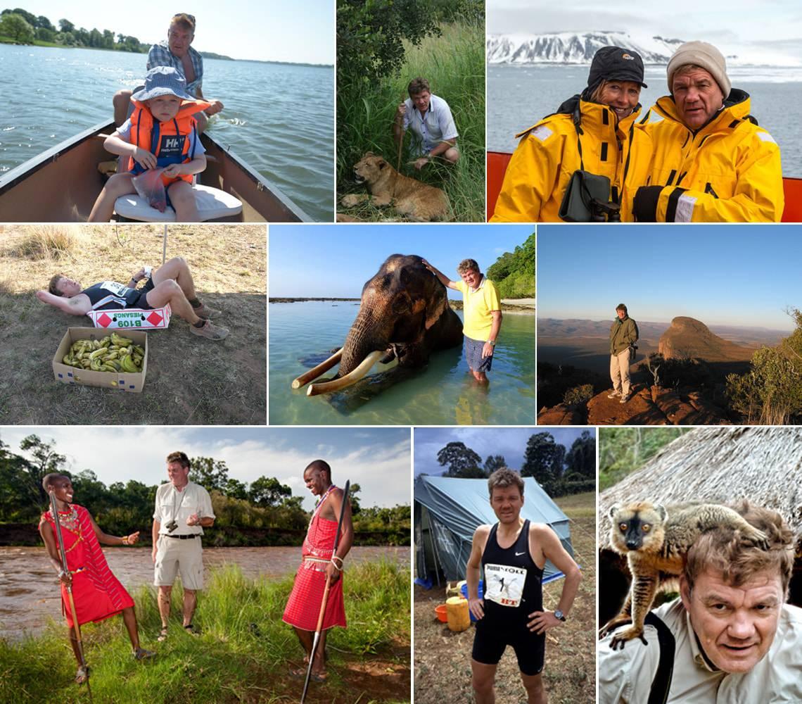 [Podcasts] Mød eventyreren Søren Rasmussen, Albatros