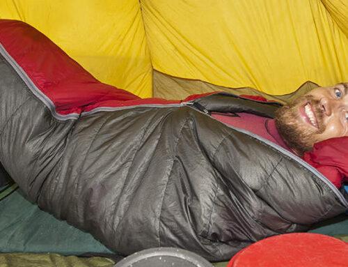 Soveposer jeg bruger, til friluftsliv (opdateres løbende)