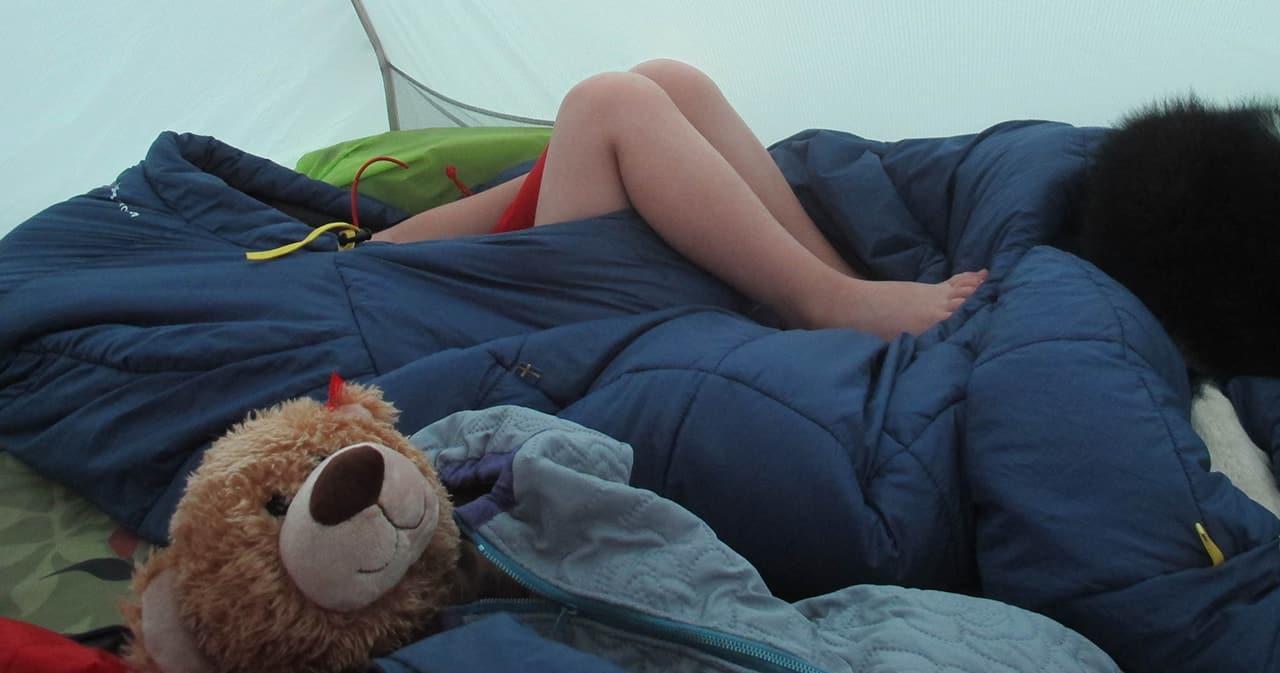 Soveposer til børn, valg af sovepose
