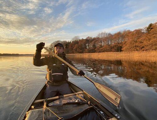 Susåen i kano, et lille iseventyr [Mikroeventyr] (film)