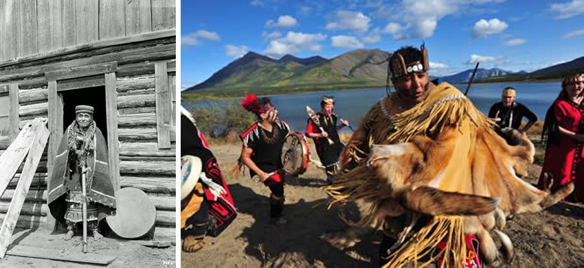 Tagish Indianer