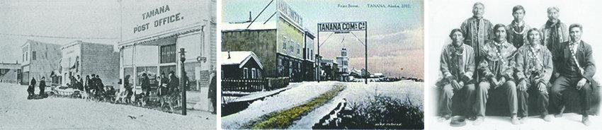 Tanana Village, Yukon