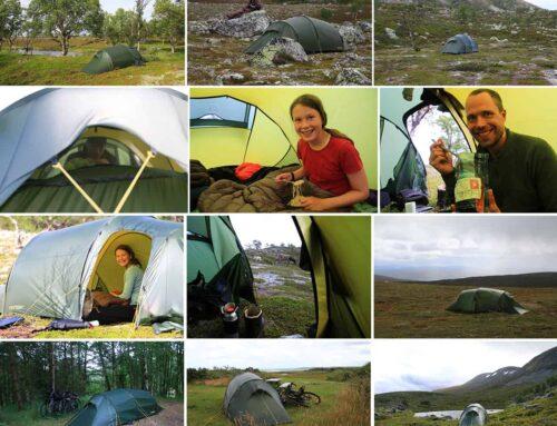 Telt anmeldelse, Oppland 2 LW, fra Nordisk
