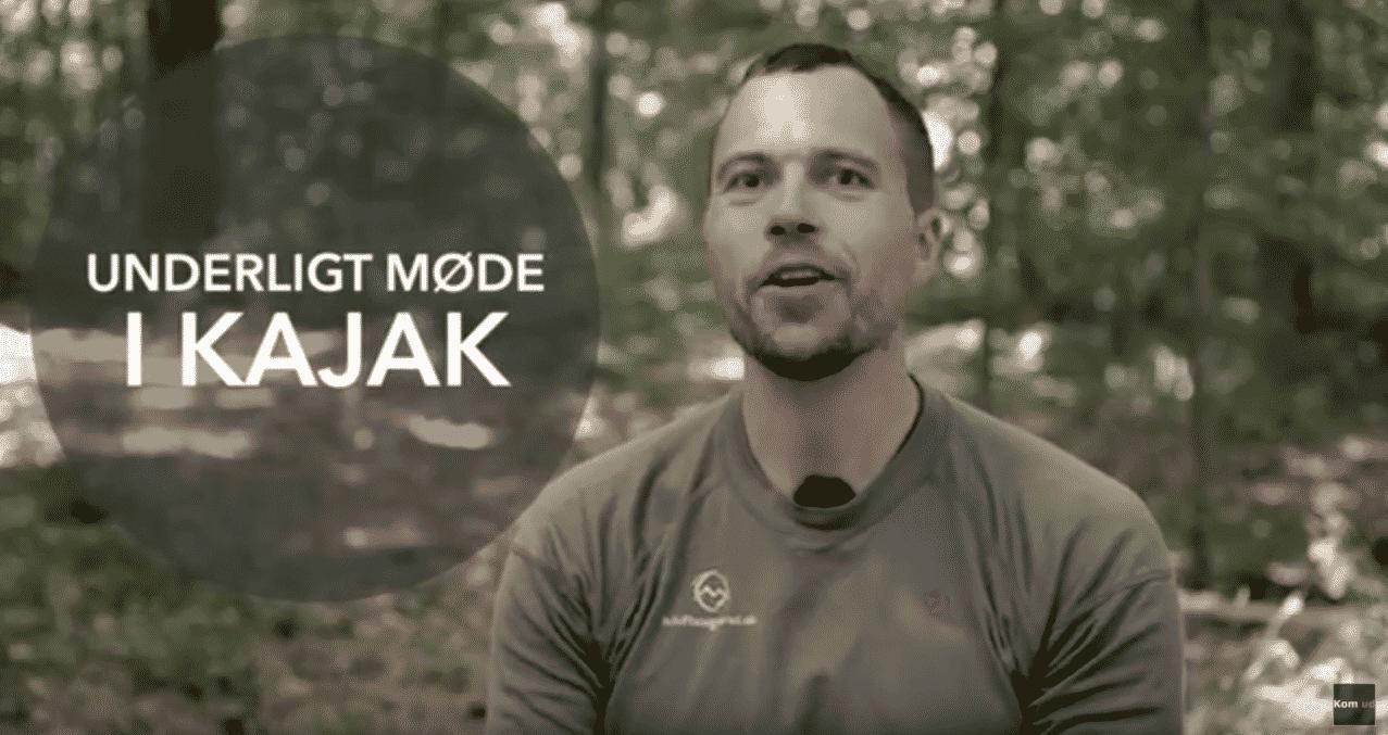 [Historiefortælling] Underligt møde i kajak, Skandinavien rundt i kajak