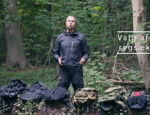 Valg af dagligdagsrygsæk/hverdagsrygsæk (film)