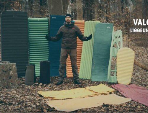 Valg af liggeunderlag til kajak-, kano-, cykel-, vinter- og vandreture [Fif og råd]