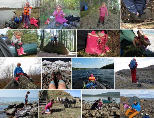 Valg af støvler/fodtøj til børn på vandretur/friluftsliv