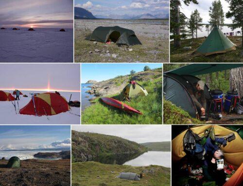Valg af telt til friluftsliv, [Fif og råd]
