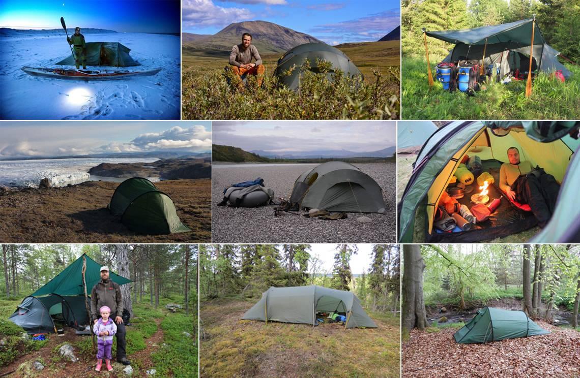 Vælg telt til sommerens fjeldtur | Vandring | Opdag Verden