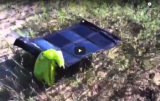 Video Lejr 9, Far og datter i Vildmarken, 45 dage i kano