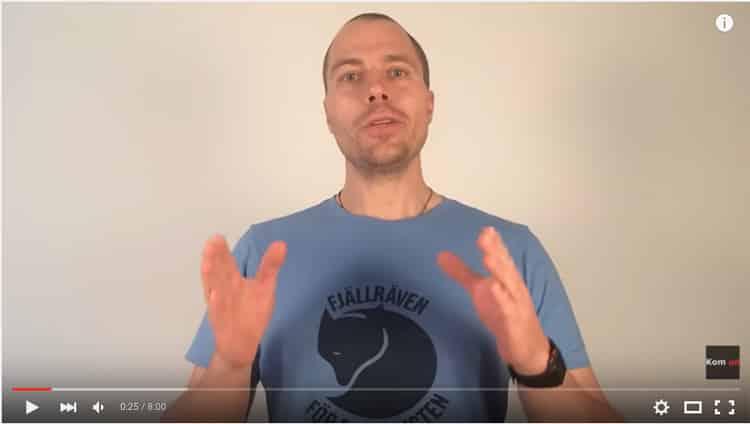 [Videosvar 27.] Træning op til kajakekspedition