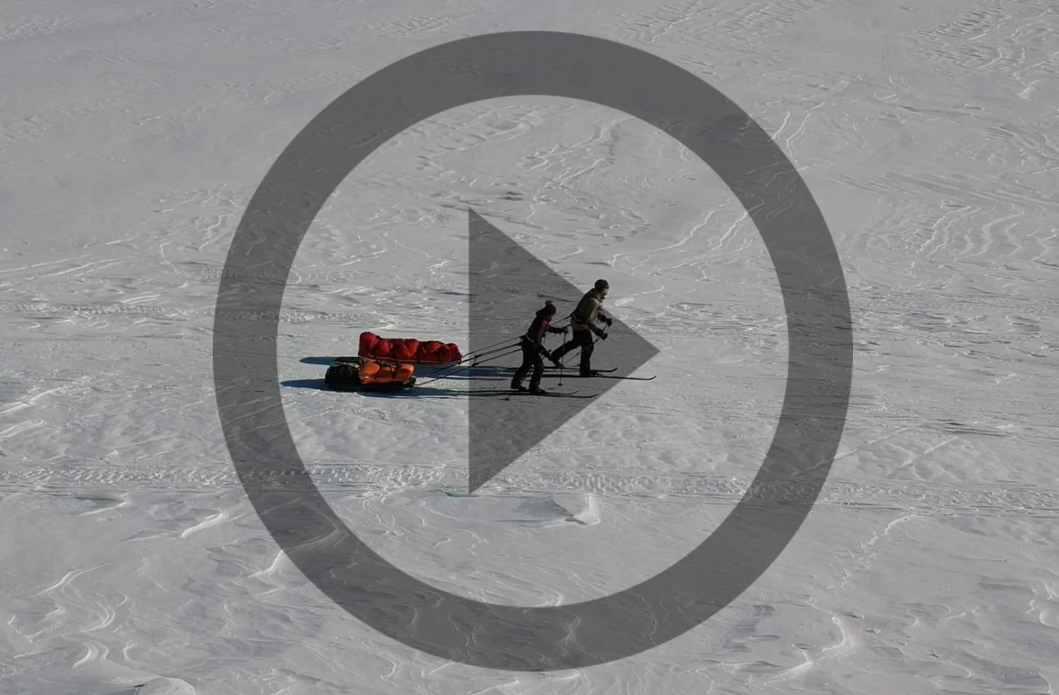 Vintertur, Finse område / Hardangervidda