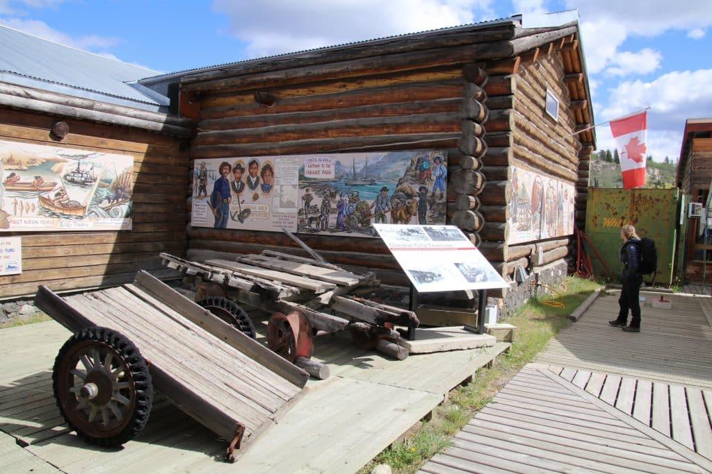 MacBride Museum, Whitehorse, Yukon historie