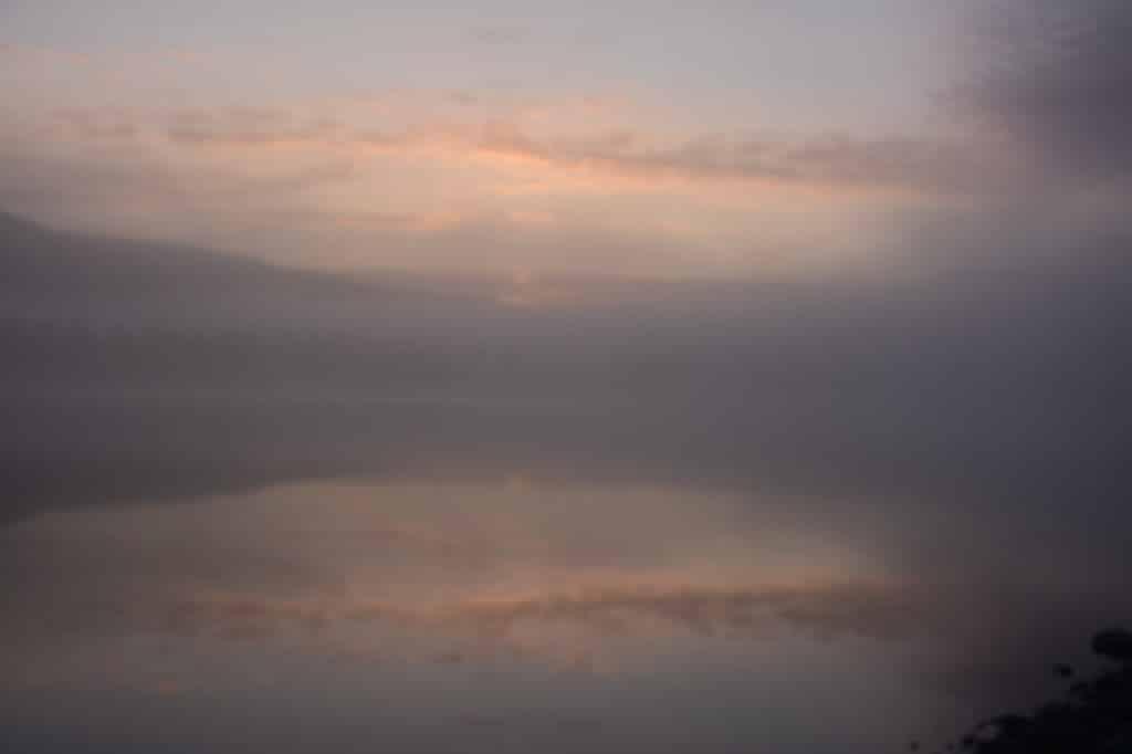 Flot morgen på Noatak River